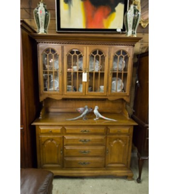 Thomasville China Cupboard