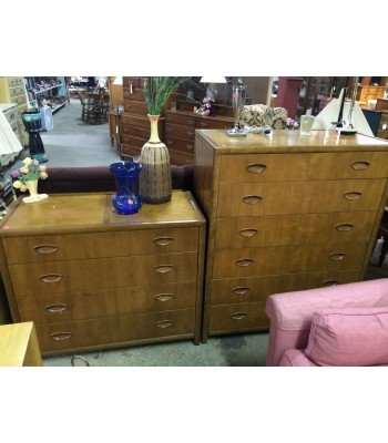 SOLD - Baker Furniture New World Collection Dressers