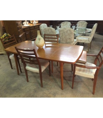 SOLD - Mid-century Modern Dining Table