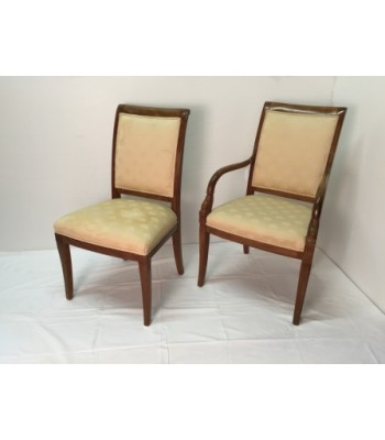 SOLD - Drexel heritage set of 8 Chairs