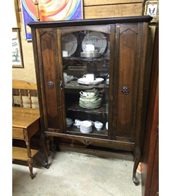 Antique Pie Safe/China Cupboard