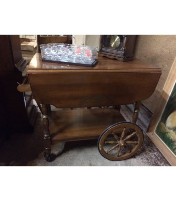 Hitchcock Tea Cart/Trolley