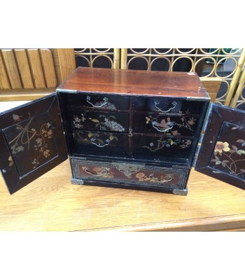 Black Tea Chest