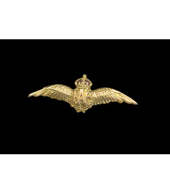 Royal Air Force Sweetheart Pin WWII
