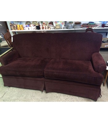 SOLD - Maroon couch