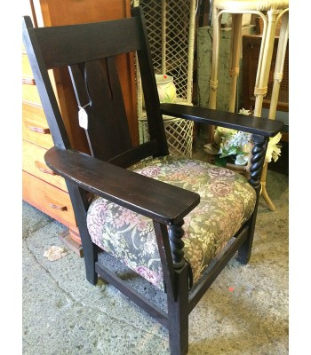 SOLD - Arts and Crafts Chair