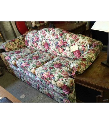 SOLD - Conover Chair Company Floral Couch